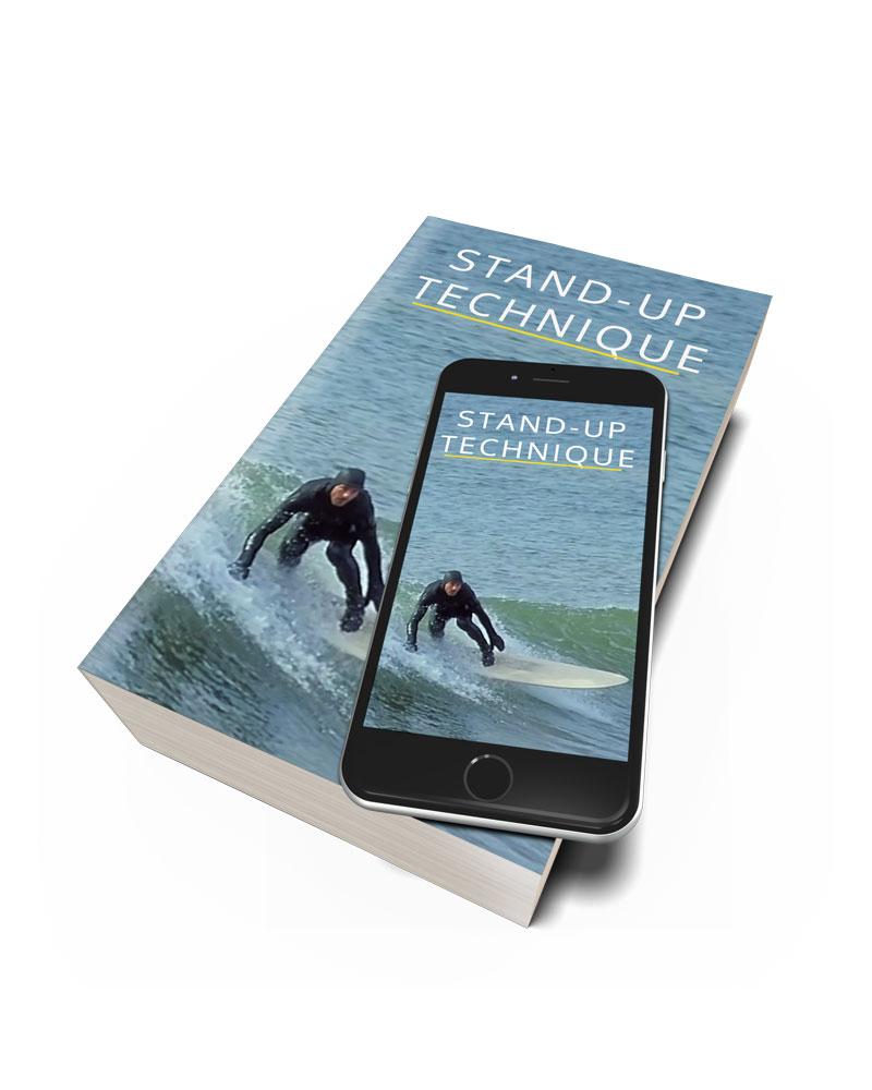 pop up surf lesson video